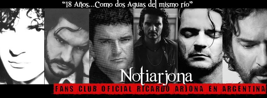 FANS CLUB OFICIAL RICARDO ARJONA EN ARGENTINA